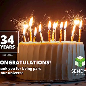 SENDYS: 34 years of history