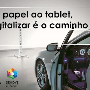 Do papel ao tablet, digitalizar é o caminho