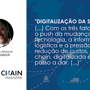 DIGITALIZAÇÃO DA SUPPLY CHAIN