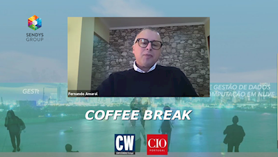 Coffee Break com Fernando Amaral - Computerworld